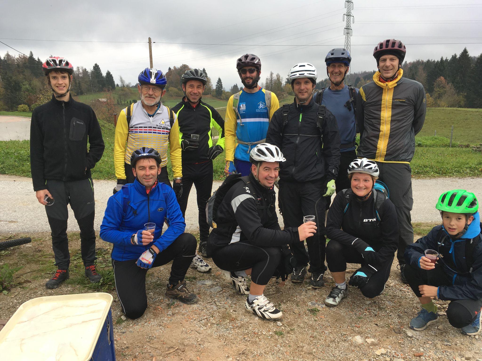 Pohod okoli Žirov kolesarji 2018 (15)