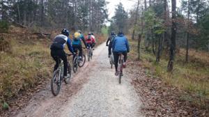 Ponedeljkove kolesarske ture